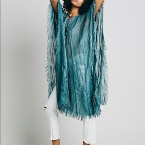 Free People beach cover up